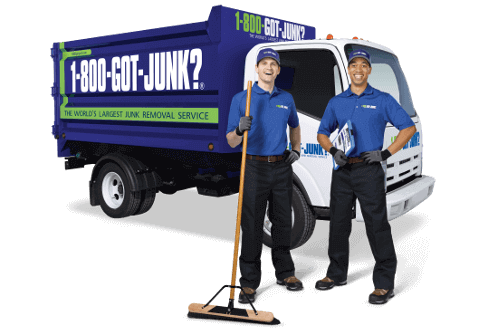 Junk Removal & Dumpster Rental Alternative | 1-800-GOT-JUNK? USA