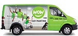 Wow 1 Day Painting truck image