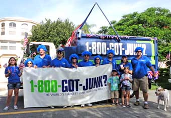 Naples Junk Removal & Dumpster Rental Alternative | 1-800-GOT-JUNK?