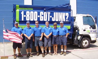 Dallas Junk Removal & Electronics Recycling | 1-800-GOT-JUNK?