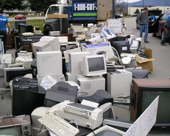 E-waste Event Pic #1