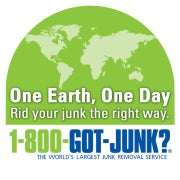 1-800-GOT-JUNK? gets involved in Earth Day