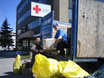 Helping-Red-Cross