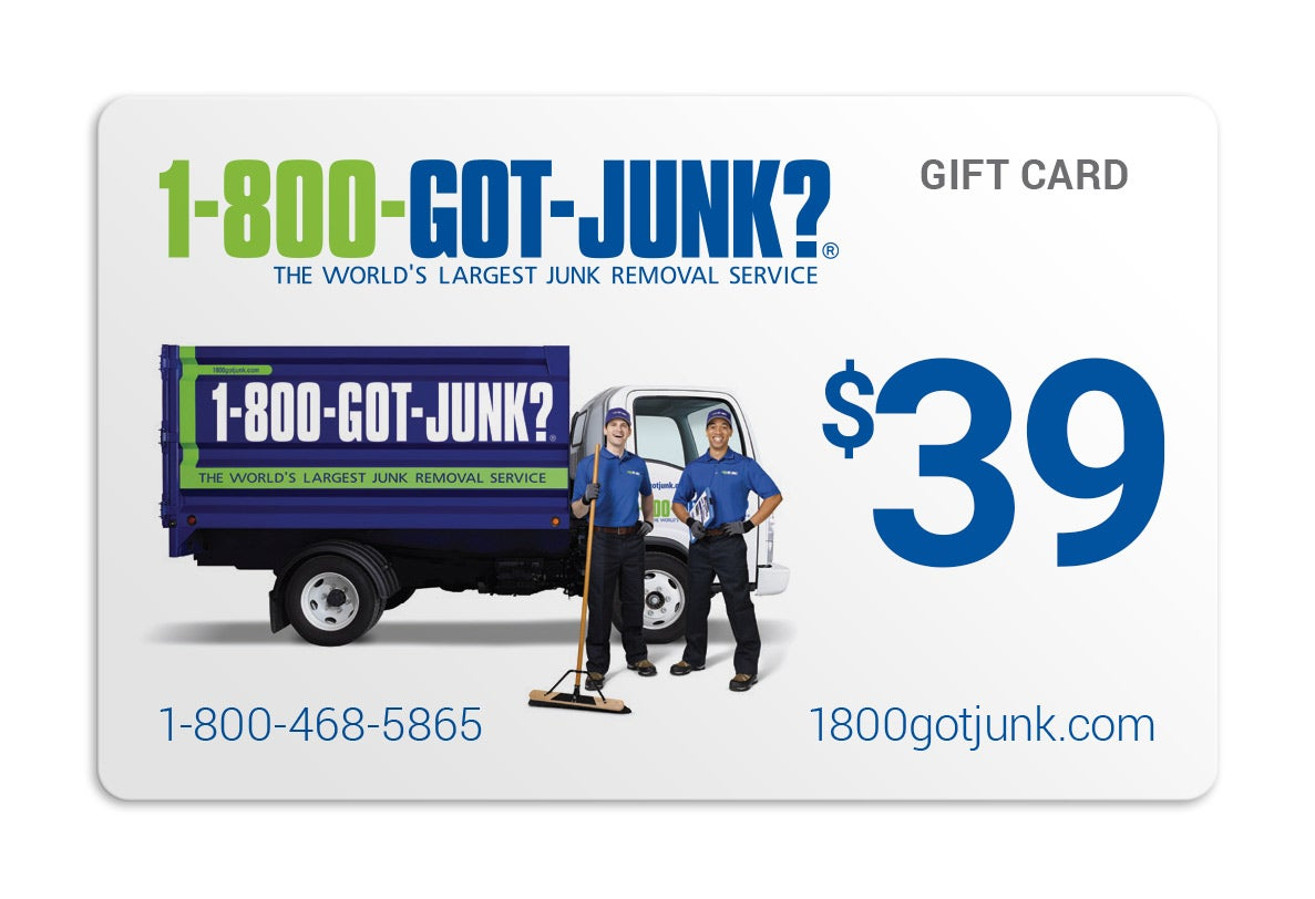 1-800-GOT-JUNK? Promo for Junk Removal